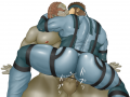 Bara_-_Snake_x_Ganondorf.png