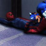 943678_-_Captain_America_Marvel_Peter_Parker_Spider-Man_Steve_Rogers.jpg