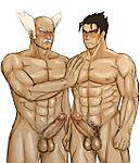 505897_-_Heihachi_Mishima_Jin_Kazama_Tekken.jpg