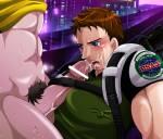 518600_-_Chris_Redfield_Crossover_Resident_Evil_Wolverine_X-Men_capcom_marvel_vs_capcom.jpg