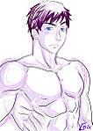 sousuke doodle uploaded by Grelx